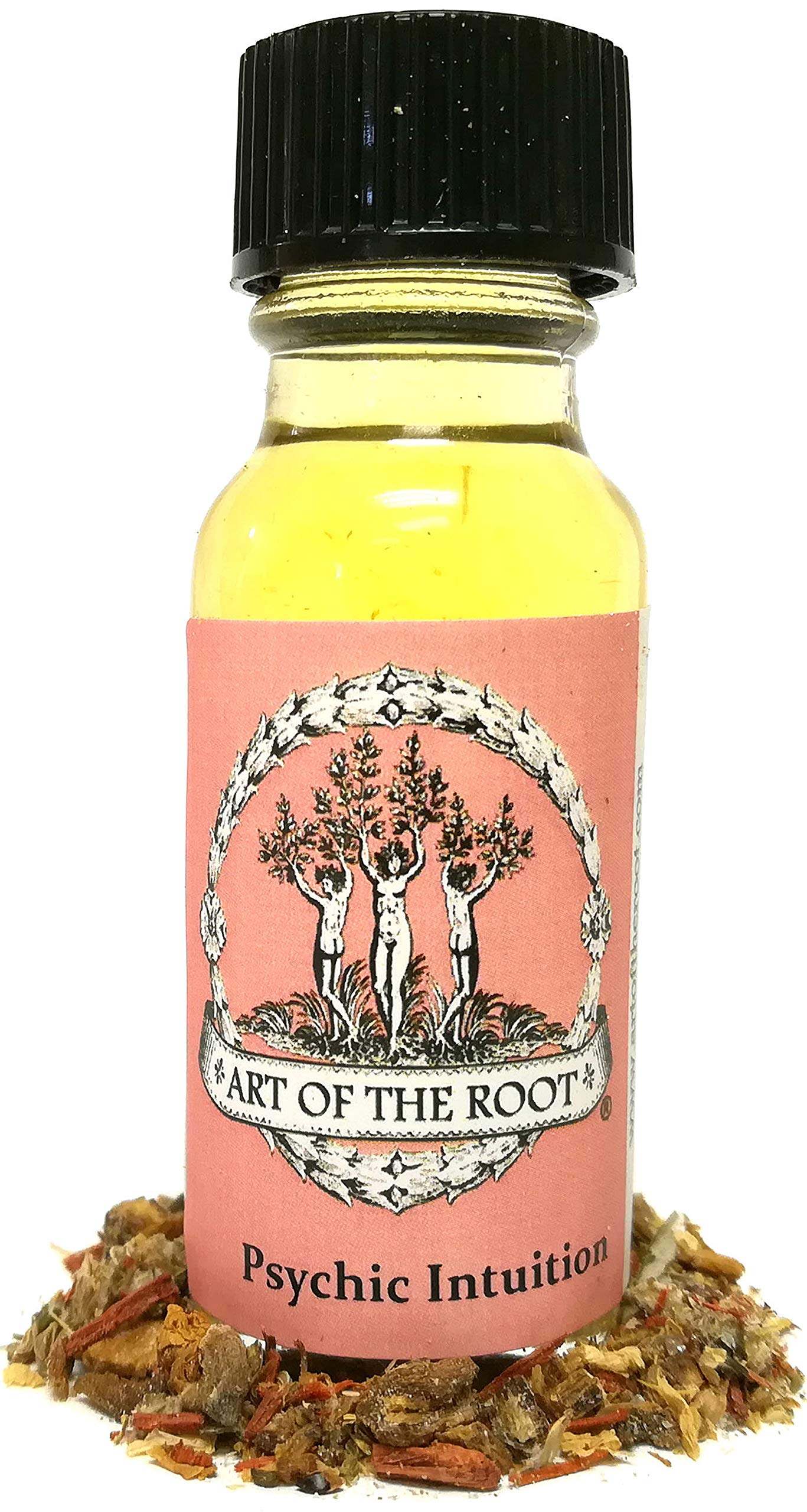 Psychic Intuition Oil 1/2 oz Hoodoo Voodoo Wicca Pagan Santeria