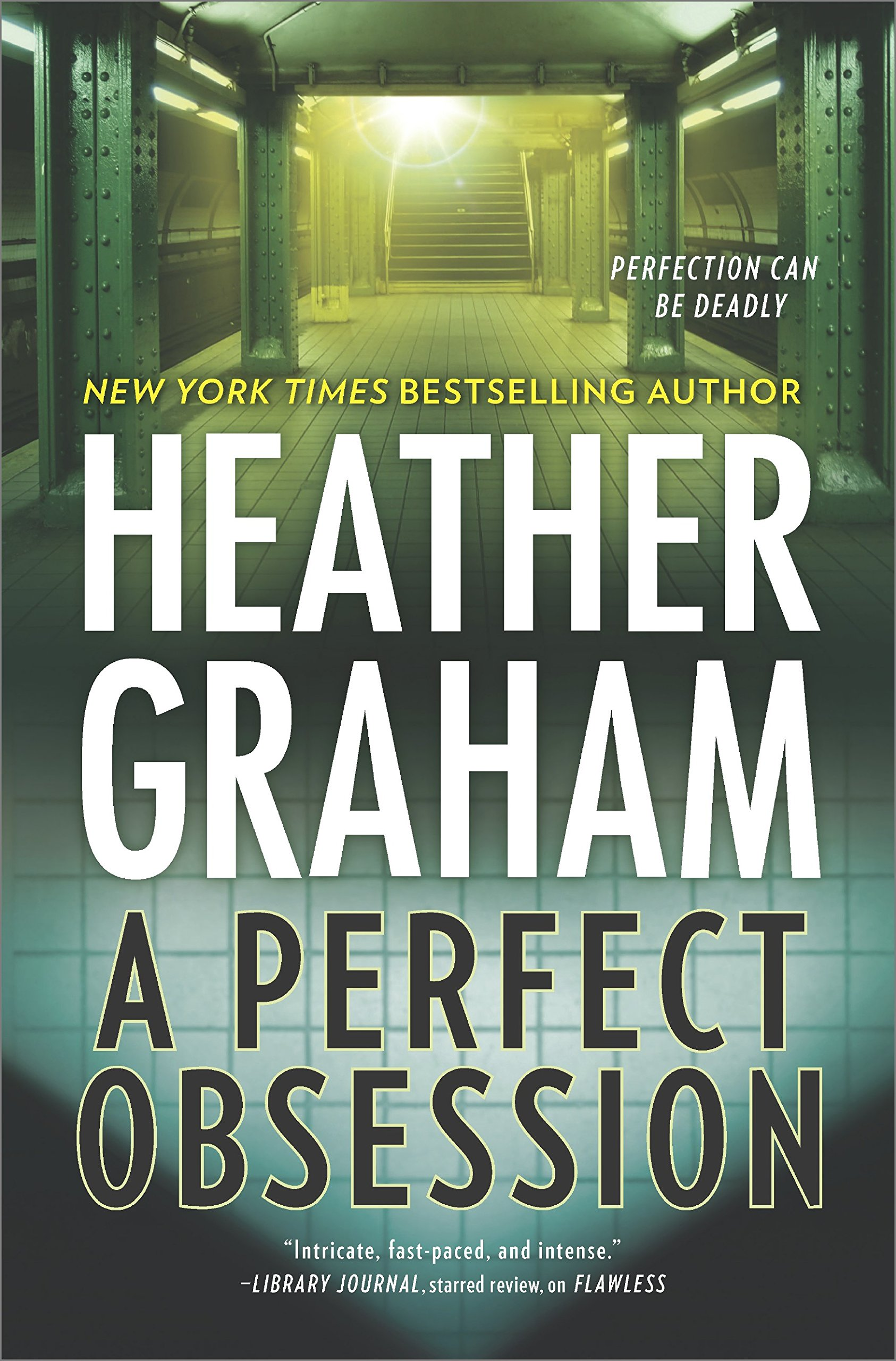 a perfect obsession heather graham books