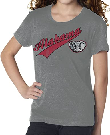 14 NCAA by Outerstuff NCAA Arizona Wildcats Youth Girls Tribute Raglan Football Tee Youth Large Dark Navy