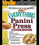 The Everything Panini Press Cookbook (Everything®)