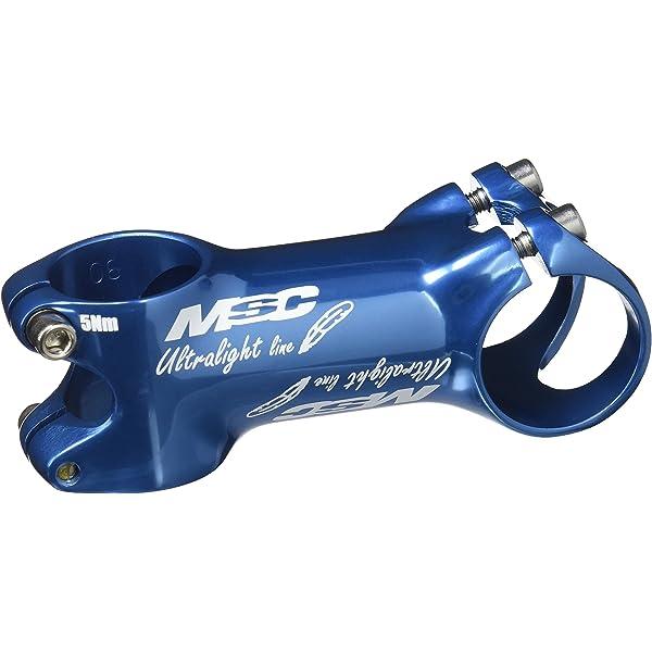 MSC Bikes MSC ULT.Line 31.8 mm 6º 80 mm - Potencia de Ciclismo ...