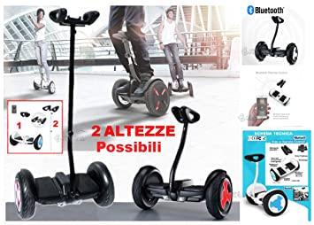 Patinete Eléctrico Smart Balance Bluetooth Mini Robot ...