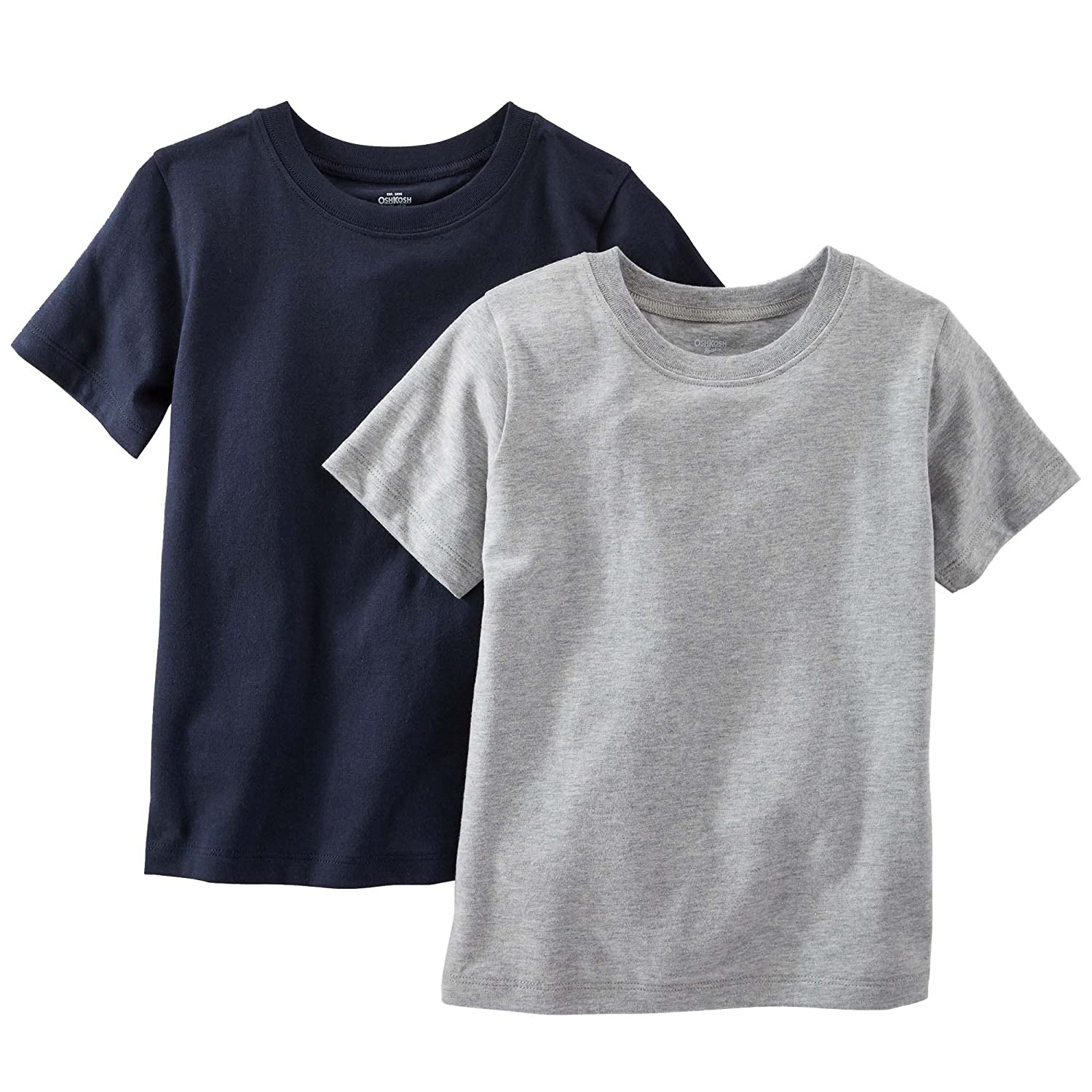 Carter's Boy's 2-Pack Short-Sleeve Cotton Undershirts Tee Set