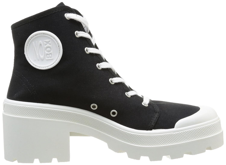 No Sneaker Box Galia, Damen Sneaker No Schwarz - Schwarz (schwarz) ff4ea0