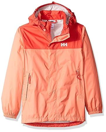 Amazon.com : Helly Hansen Junior-Kid's Loke Packable Rain Jacket ...