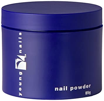 Young Nails False Nail Powder Cover Peach 85 Gram