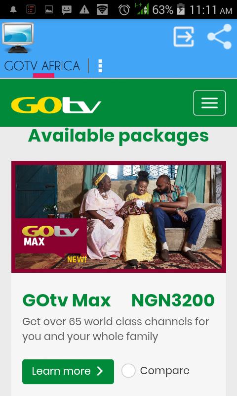 Amazon com: GOTV SELF SERVICE: Appstore for Android