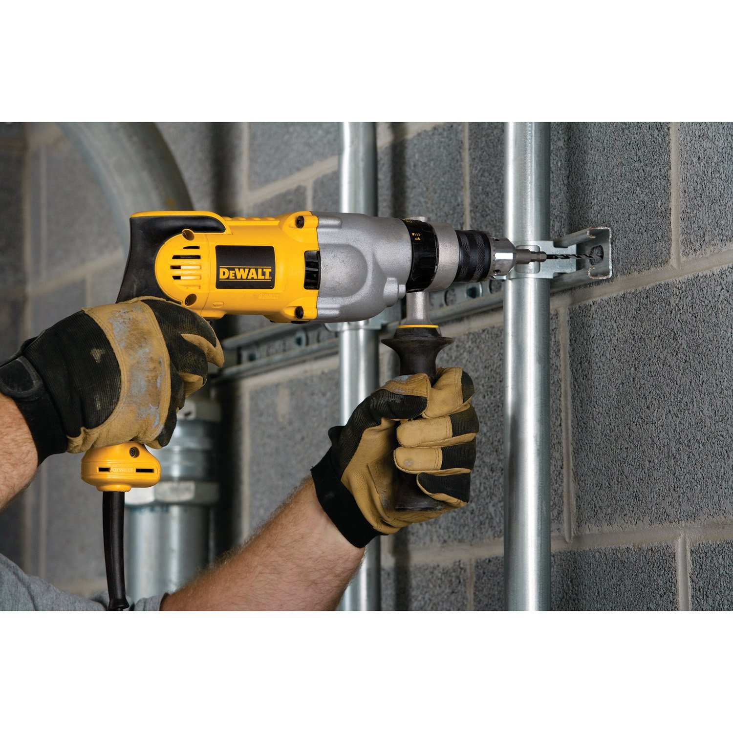 81bJT9ou5eL._SL1500_ dewalt dwd520 1 2 inch vsr pistol grip hammerdrill power pistol  at nearapp.co