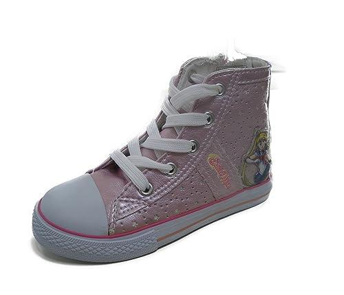 Scarpe sportive con cerniera per bambina Comprar Barato Venta 6AEuPI4