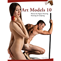 Art Models 10: Photos for Figure Drawing, Painting, and Sculpting (Art Models series)