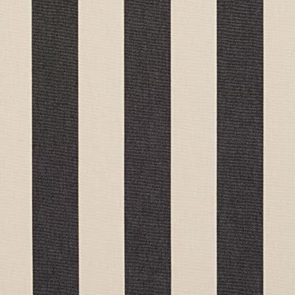 Amazon Com Graphite Stripe Beige Tan Taupe Black White Stripe Denim