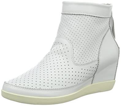 Shoe The Bear Emmy S, Baskets Hautes Femme, (Black), 40 EU