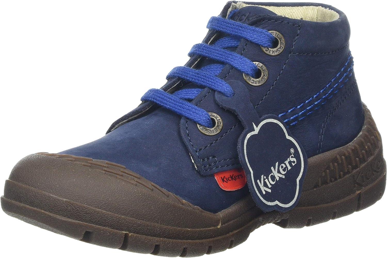 Kickers Baby Boys' Trukka Kick Hi Boots