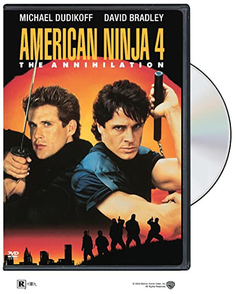 Amazon.com: American Ninja 4 - The Annihilation: Michael ...