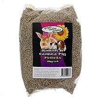 Rabbit & Guinea Pig Pellets Pet Food 5kg Premium Quality Designed by Vets