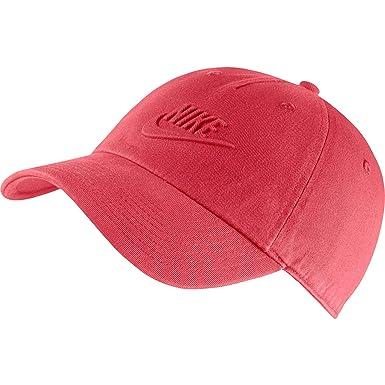 Nike - Gorra de béisbol - para Hombre Coral Talla única
