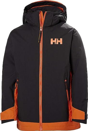Hansen Kinder Jr SkijackeAmazon Hillside Isolierung Helly ED2IY9HW