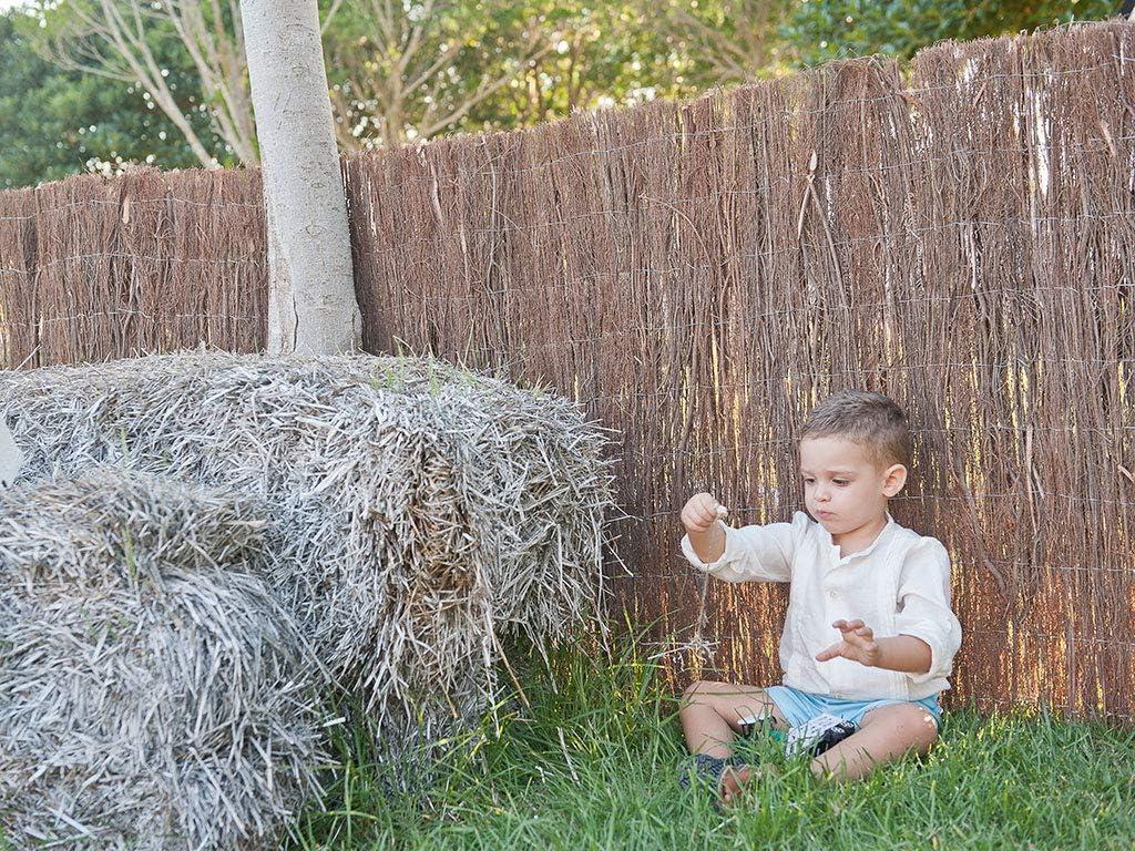 MALLA BREZO ocultación MUY ALTA 2,5-3 kg/m2 para jardín. (1,2 x 3 m): Amazon.es: Bricolaje y herramientas