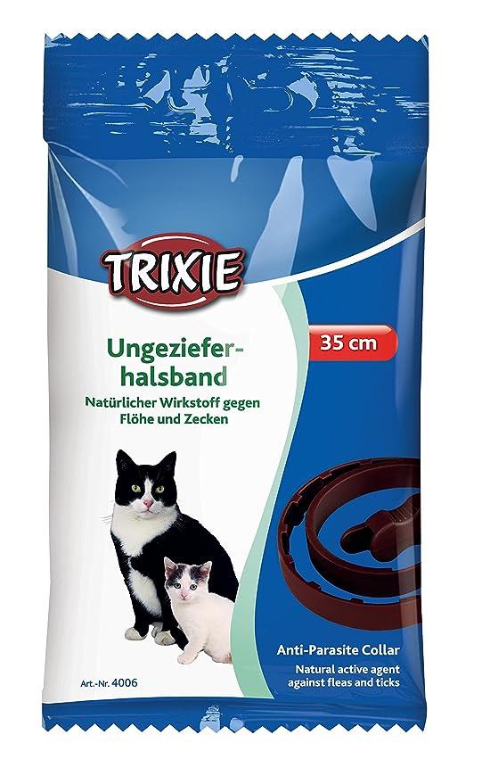 Trixie Natural parásitos banda para gatos – 35 cm