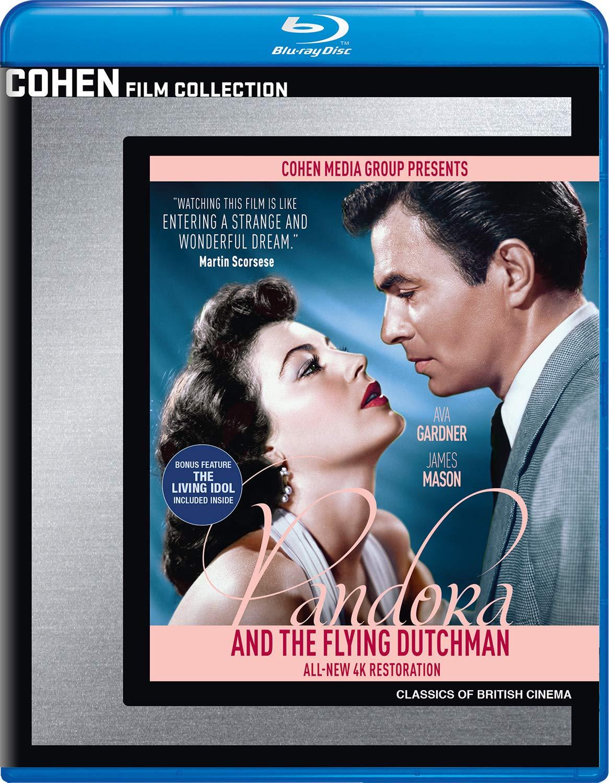 Pandora and the Flying Dutchman [Blu-ray]