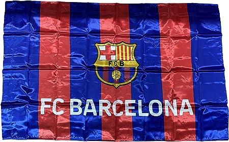 Bandera F.C. Barcelona (150 x 100 cm.): Amazon.es: Deportes y aire libre