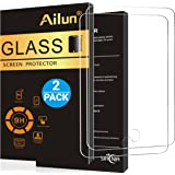 iPad 2017 9.7 Screen Protector [2Pack]by Ailun,Tempered Glass for New iPad,9H Hardness,[Apple Pencil Compatible]Ultra Clear,Anti-Scratch,Case Friendly-Siania Retail Package