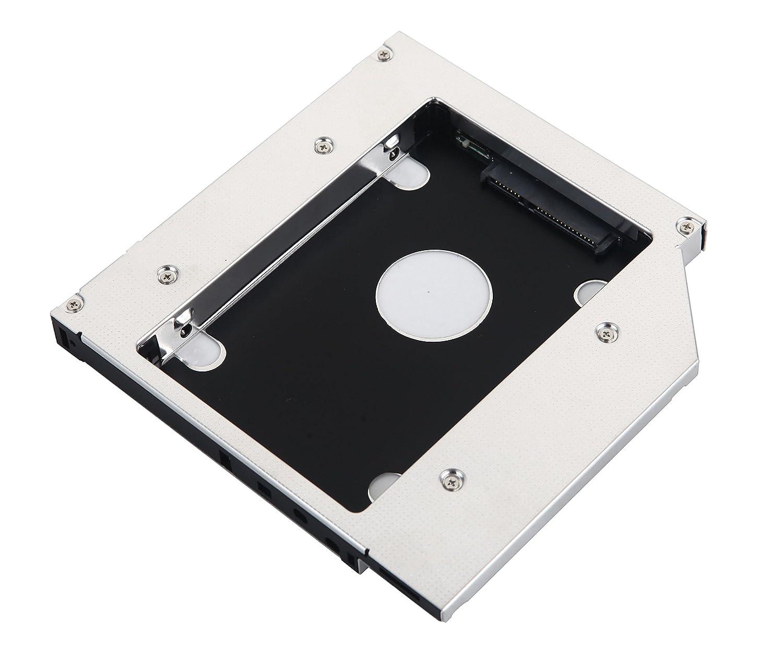 DeYoung SATA 2 nd HDD SSD disco duro Caddy para Lenovo IdeaPad ...
