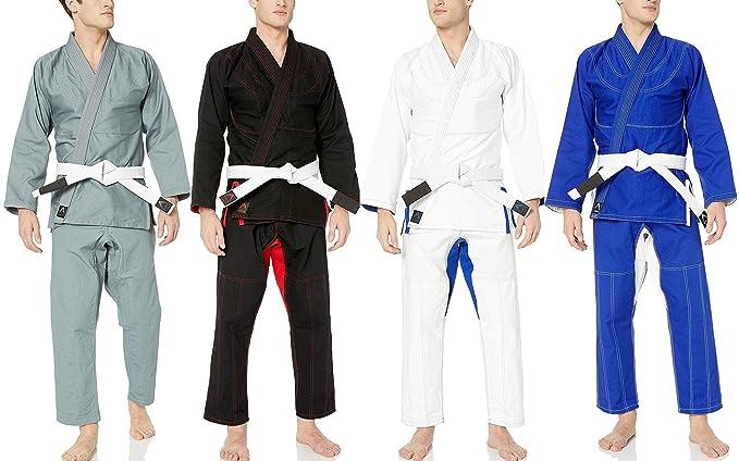 Kids BJJ Gi Brazilian Jiu Jitsu Gi Uniform Kimonos Grappling Children FreeBelt