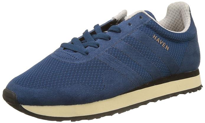 adidas Haven Schuhe Herren blau m. blauen Streifen