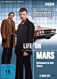 Life on Mars: Gefangen in den 70ern - Season 2, Folgen 01-08 (4 Disc Set)