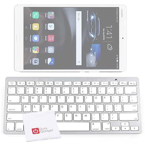 duragadget tastiera  DURAGADGET Tastiera Wireless per Huawei MediaPad M3 / M2 10 / T1 10 ...