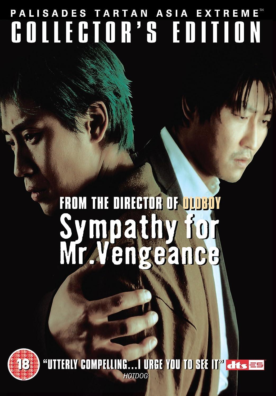 Sympathy for Mr Vengeance Park Chanwook Edizione: Regno Unito Import:  Amazon.fr: DVD & Blu-ray