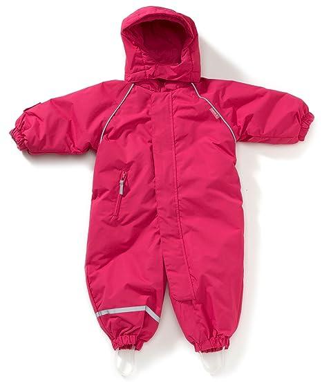 NAME IT - Traje de nieve para niña rosa de 100% Nylon, talla ...