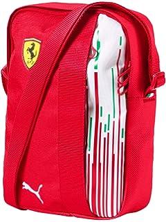 7d2ca9f555 Amazon.com: PUMA Ferrari Replica Portable Shoulder Bag, Red: Clothing