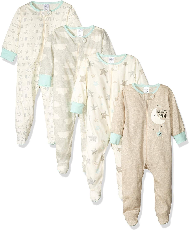 Gerber Baby 3-Pack Organic Sleep N Play