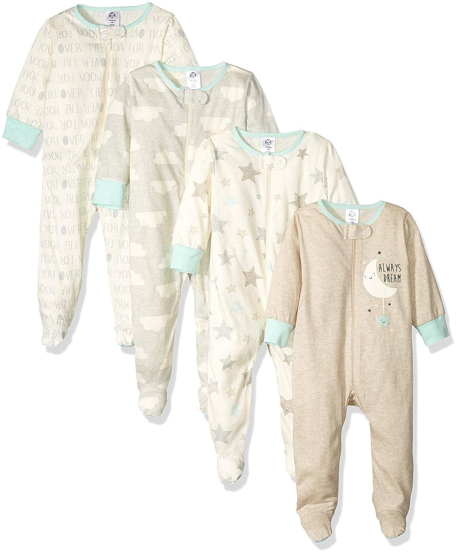 Gerber Baby 4-Pack Sleep 'N Play Gerber Children' s Apparel