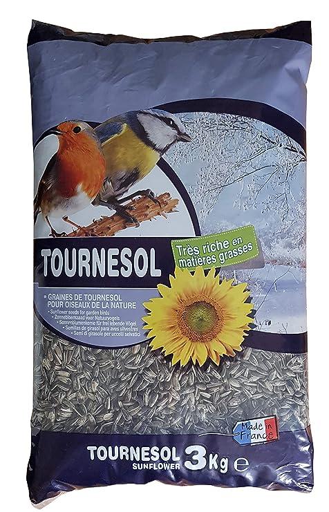 AIME Nourriture pour Oiseaux, Tournesol Oiseaux du Ciel 3 Kg  Amazon ... 2678cd8cbbf3