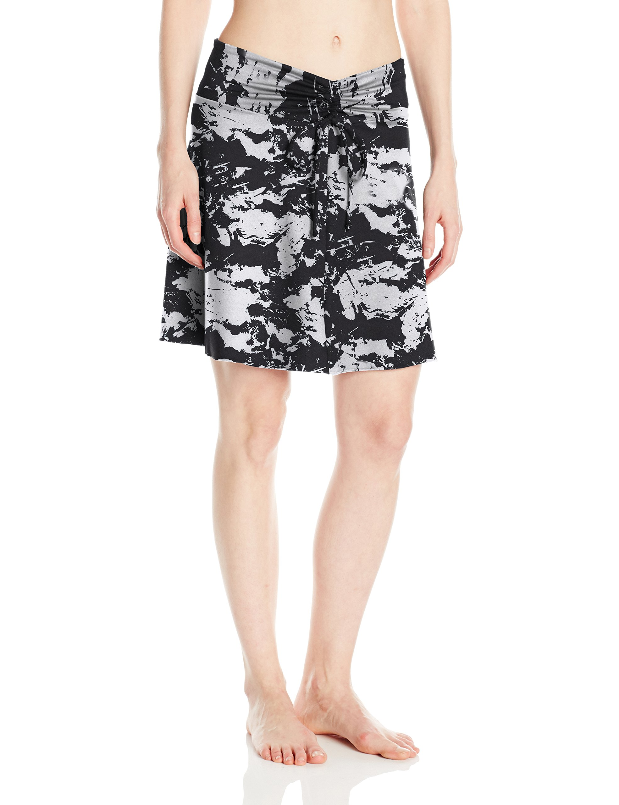 Soybu Women's Serendipity Skirt, Large, Shattered by Soybu