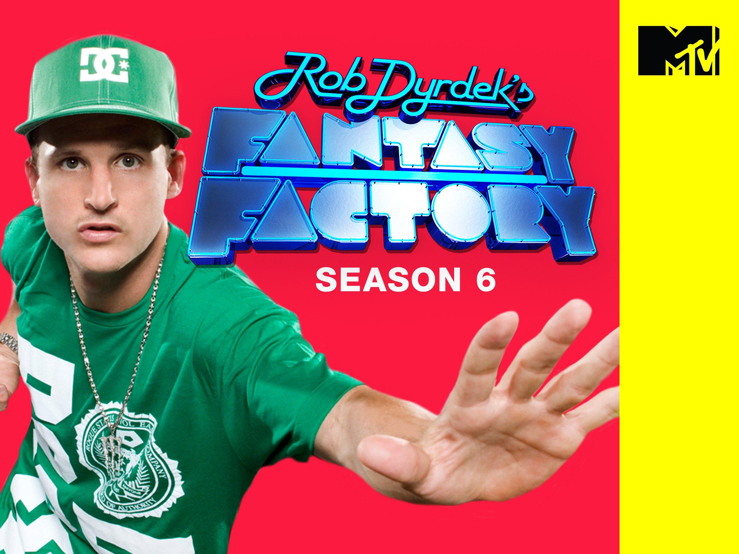 a3ff982dfb3d6 Amazon.com: Watch Rob Dyrdek's Fantasy Factory Season 6 | Prime Video