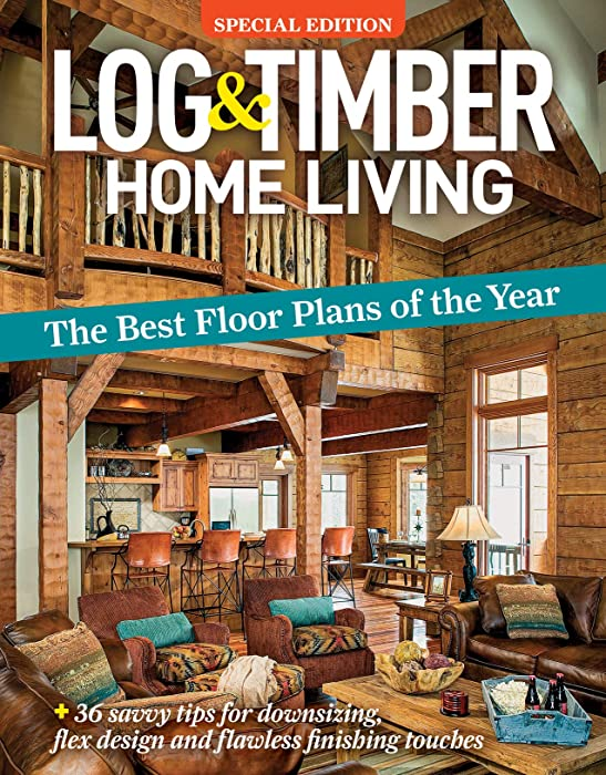 Top 6 Log Home Living Magazine