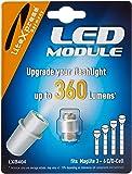 LiteXpress LXB404 Module à LED 360 lm pour lampe de poche Maglite à 4-6 piles C/D