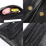d1beb4bb01a7 Galleon - LucyGod Women Big Canvas Tote Shoulder Handbag Casual Top ...