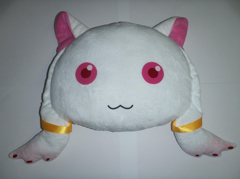 Puella Magi Madoka Magica Kyubey Face Cushion