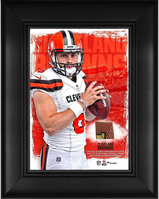 on sale f10e3 f4c53 Baker Mayfield Cleveland Browns Framed 5