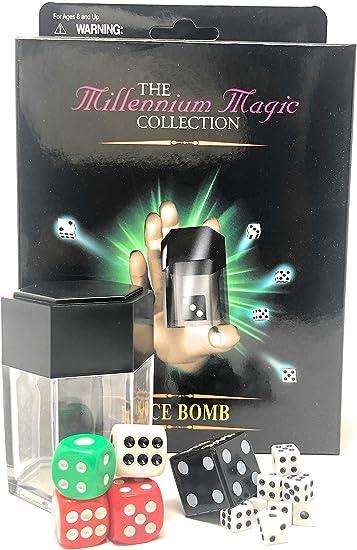WoW Magic Dice Bomb | Juego mágico de Dados Que desaparecen: Amazon.es: Juguetes y juegos