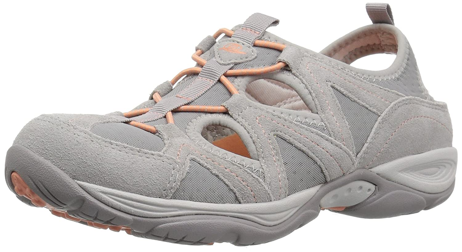 Easy Spirit Women's Earthen First Walker Shoe B07494CFTW 7.5 B(M) US|Grey