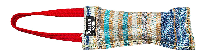 Julius-K918410Harnais Coton/Nylon extérieur Cousu à Tirer avec poignée Julius K9 18420