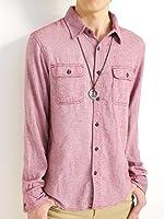 (オークランド) Oakland 起毛 フランネルシャツ シャツ 暖かい ボタンダウン オータム ウィンター 着回し モード 秋 冬 メンズ