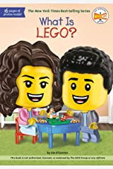 What Is LEGO? (What Was?) Kindle Edition