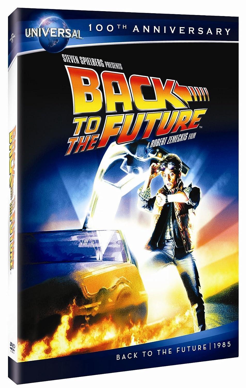 Amazon.com: Back to the Future [DVD + Digital Copy] (Universal's 100th  Anniversary): Michael J. Fox, Christopher Lloyd, Lea Thompson, Thomas F.  Wilson, ...